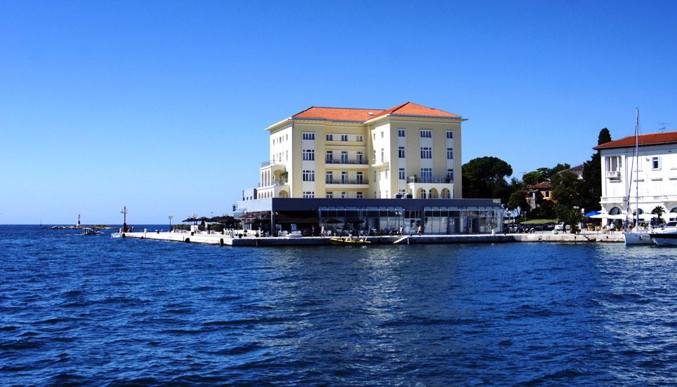 Grand Hotel Palazzo, Porec