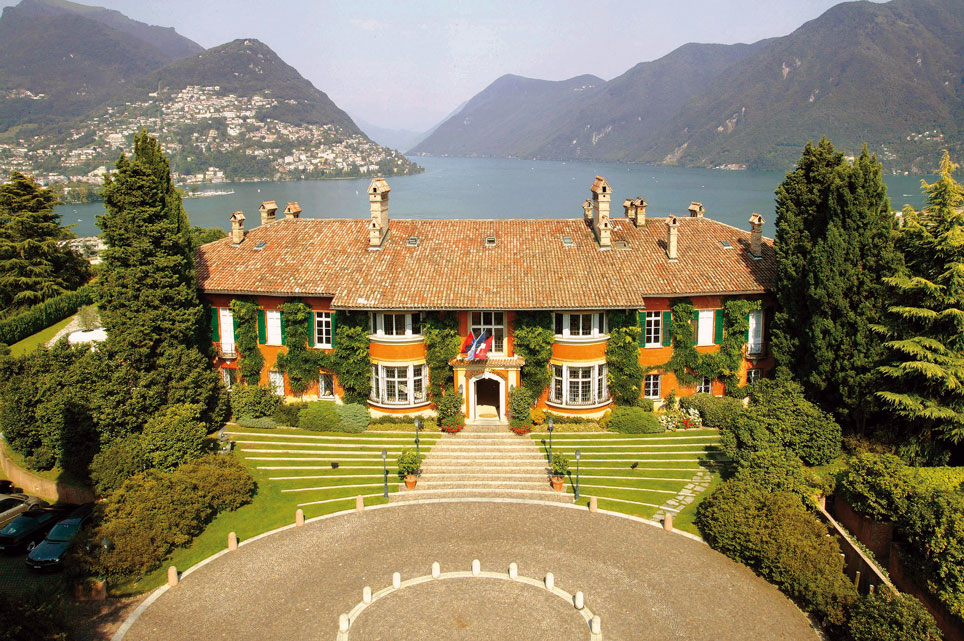 Gruppo Tessal - Villa Principe Leopoldo